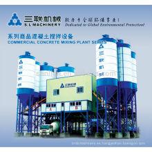 Planta de la hornada concreta / los precios competitivos estación mezclada concreta / planta de mezcla de la alta tecnología para la venta