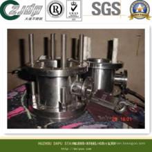 ASTM 317L, 321, 347H, 310S, Edelstahlrohr-Fertigung