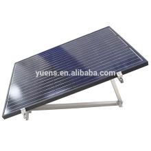 Systèmes de support de toit photovoltaïques réglables solaires de support de 20kw