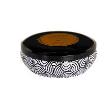 Vela de lata de cera de soja perfumada natural hecha a mano