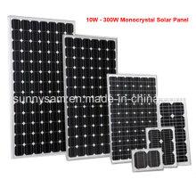 Panel de módulo solar mono de alta eficiencia 50W