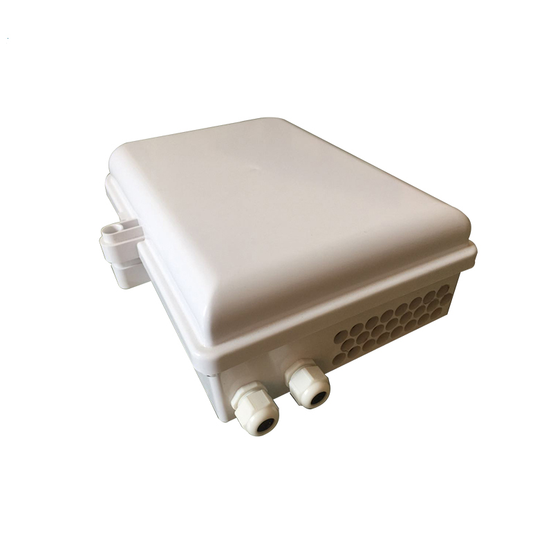 Pole Mount Fiber Optic Box