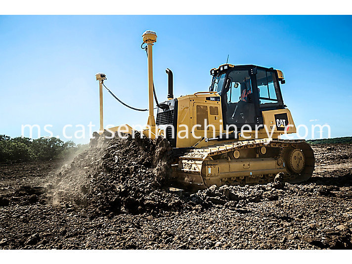 USED Cat D6K crawler bulldozer