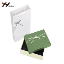 Caja de papel blanco de papel de embalaje de metal de cartón de alta calidad