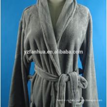 Супер тонкой теплой мужской халат с лучшей цене