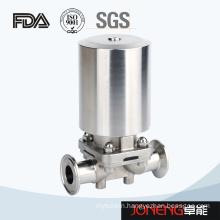 Stainless Steel Pneumatic Hygienic Diaphragm Valve (JN-DV1002)