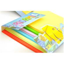 Размер 160 * 160 мм Цветная бумага оригами (cszz-160B)