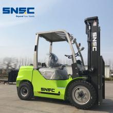 China Forklift 3.5 Ton Diesel Fork Lift Truck