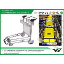 Durable Convenient Airport Luggage Trolley , airport luggag
