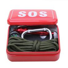 First Aid  Survival Metal Tin/SOS Tin Box