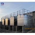 Nicht rundes Superdyma-Rahmen-Wasserkühlturm-geschlossener kühlender Turm