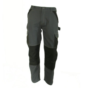 Knee wear-resisting work trousers