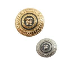 Art- und Weiseentwurfs-kundenspezifisches Metallabzeichen mit Muster 3D