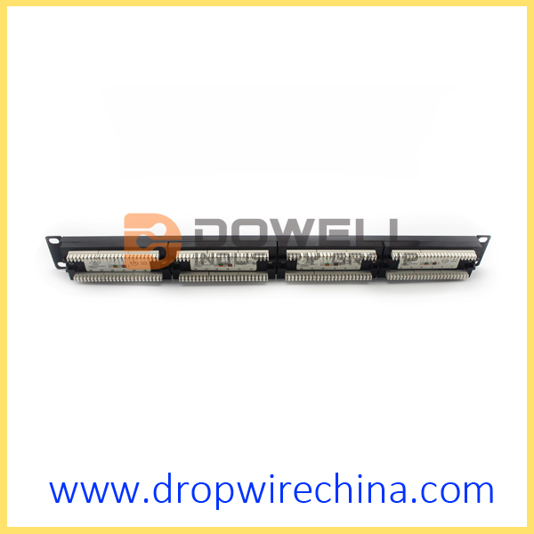 Cat 6 UTP Patch Panel