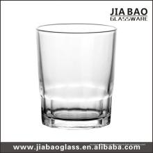 Gobelet en verre à boire de 9 oz sans couleur