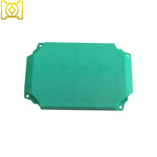 Custom ABS PC PEEK PP PA GF plastic cover injection mouldings parts with mold making for electronic device