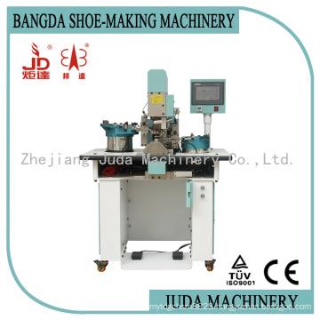 Bead Pattern Bag Making Machine Automatic Snap Button Attaching Machine