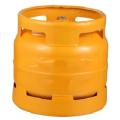 Bouteille de gaz & acier cylindre pneumatique réservoir de gaz