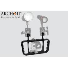 Archon Z08 Профессиональная рука Гопро с двумя 1-дюймовыми шарикоподшипниками