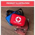 Kit de primeiros socorros com suprimentos médicos de nível hospitalar