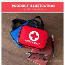 Erste-Hilfe-Kasten mit medizinischem Zubehör für Krankenhäuser