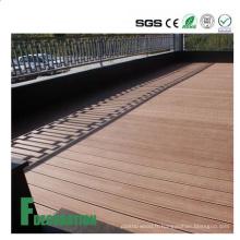 Decking en bois composite WPC à faible coût