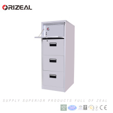 Orizeal Nuevo producto electrónico digital lock dinero efectivo Electronic archivador para negocio (OZ-OSC020)