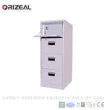 Orizeal Novo produto eletrônico fechadura digital dinheiro numerário Arquivo eletrônico para o negócio (OZ-OSC020)