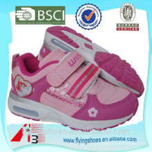 High Heel Mädchen rosa Sportschuhe mit VELCRO