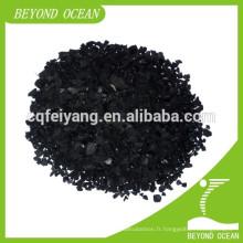 haute qualité 8x16 mesh taille charbon actif