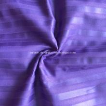 100% Polyester Mikrofaser Streifengewebe