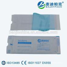 bolsa higienizada para uso de ferramentas de unhas