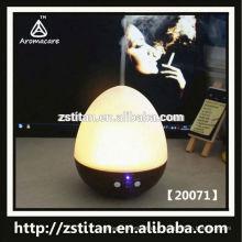 Ultrasonic Round vaporizer/humidifier