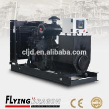 IS09001: 2008 Дизельный генератор мощностью 150кВА Weichai