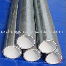 Korrosionsschutzrohre / Chemische Werkstoffe Stahlrohr / Kondensorrohr Korrosionsschutz