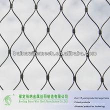 Anti-rot Diamond Knotted Защитная ручная тканая сетка