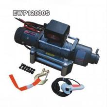 12000lbs Vehicle Two Speed Electric Winch With Roller Fairlead