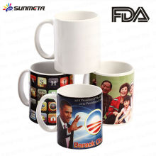 Sunmeta Custom Sublimation Printed Mugs