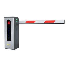 security car barrier gates