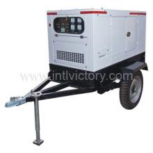 20kVA~250kVA Tralier Mobile Generator Sets