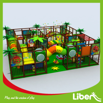 Indoor playground equipment for home