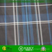 50D neue Mode Karo Garn gefärbtes Polyester-Gewebe