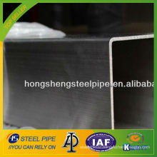 Square ERW steel pipe construction material