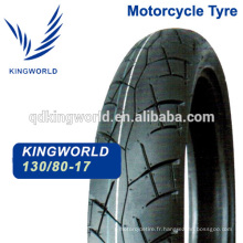 pneu en caoutchouc tubeless 130/80-17