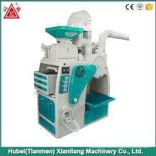 Real fabricante de máquina de moagem de arroz combinado de pequena escala