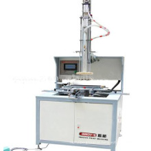 Máquina de dobrar e formar caixa semi-automática