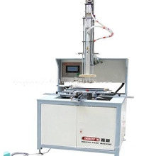 Máquina formadora y plegadora de caja semiautomática