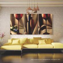 Pintura al óleo de la decoración del hogar de la alta calidad