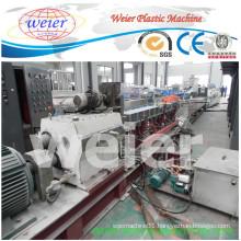 Top Sale Waste PP PE ABS HDPE Strand Pelletizing Machine