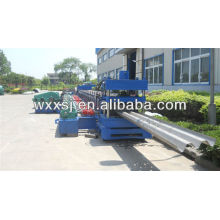 W Beam Making Machine
